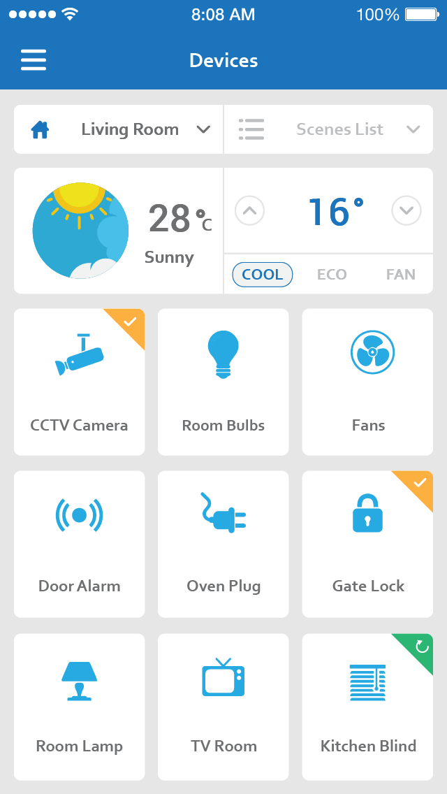 iTechapps - home automation