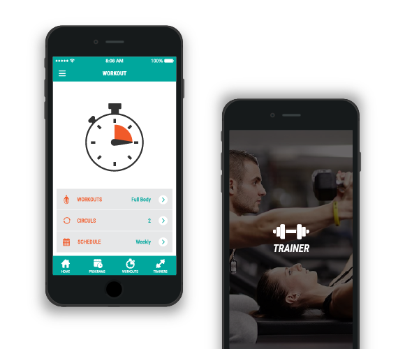 iTechapps - Gym applications