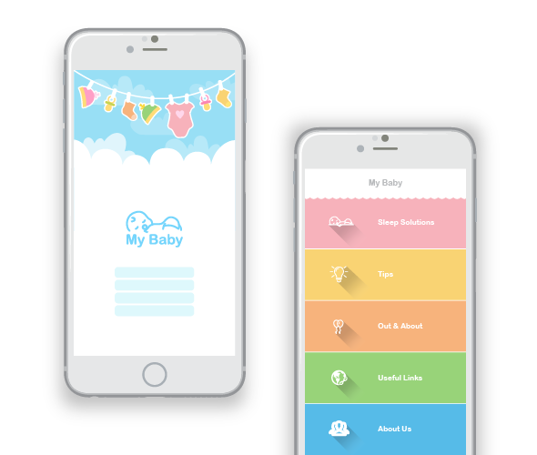 iTechapps - Baby care applications