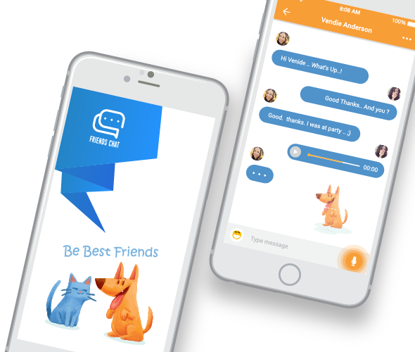 iTechapps - Chat applications